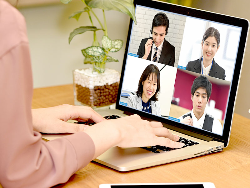 オンライン会議 運用サポート